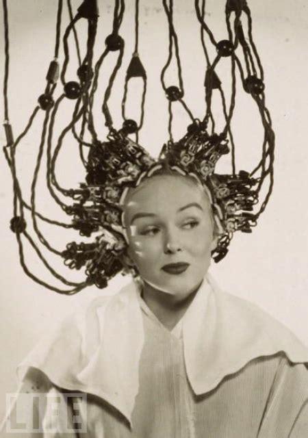 hair salons that perm s hair vintage photos of hair dryers vintage everyday