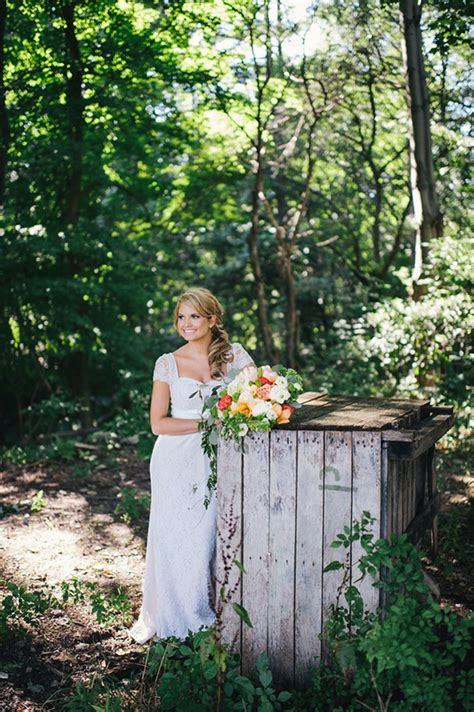 summer backyard wedding handmade summer backyard wedding glamour grace