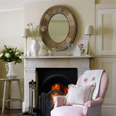 Decorative Mirrors For Above Fireplace by Mirrors Fireplace Decoration Ideas Homesfeed