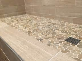 Bathroom Floor And Wall Tile Ideas 30 Cool Pictures And Ideas Pebble Shower Floor Tile