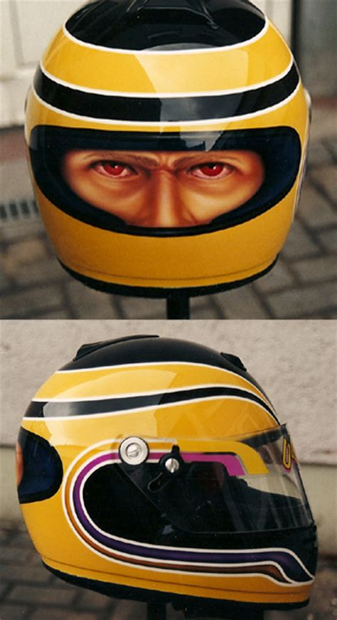 Motorrad Helm Designen by Airbrush Helme Berlin Bandit Helme Design Shoei Arai