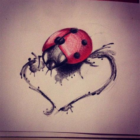 watercolor tattoos ladybug best 25 ladybug tattoos ideas on tattoos for