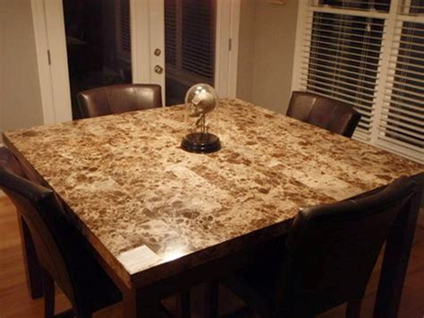 granite tables home decor fantastic granite kitchen table