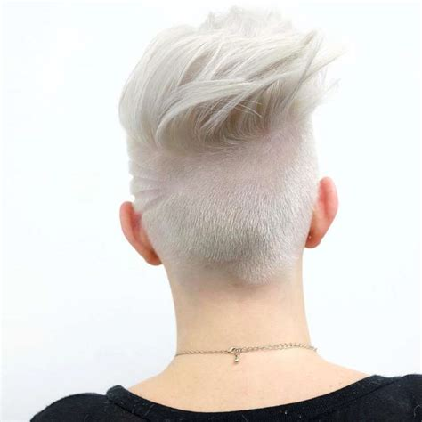 white hair trendy hair styles short hairstyles white hair 3 fashion and women