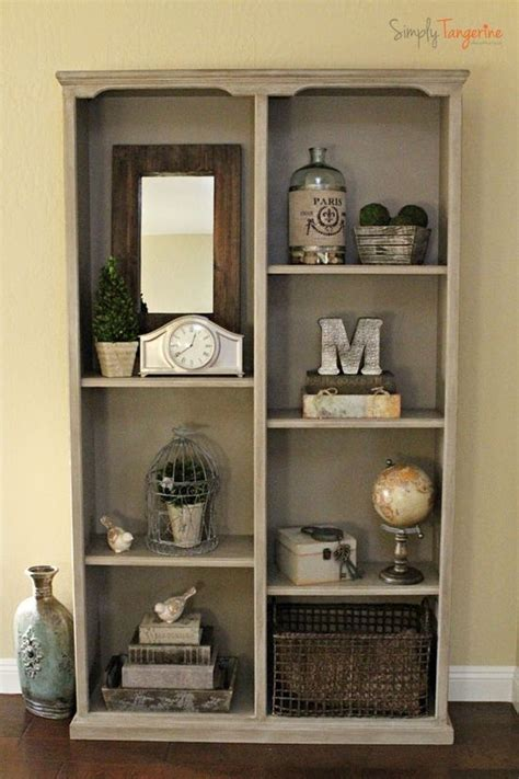 Painted Bookcase Best 25 Painted Bookcases Ideas On Shabby