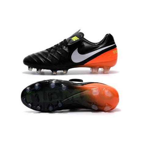 orange football shoes new nike tiempo legend vi fg firm ground football shoes