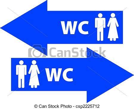 immagini clipart gratis clipart di wc gabinetto segnicsp2225712 cerca clipart
