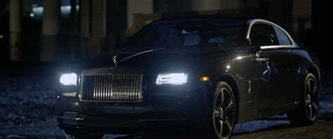 roll royce ross rolls royce car in the devil is a lie by rick ross 2014