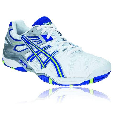 asics gel resolution 5 s tennis shoes 62