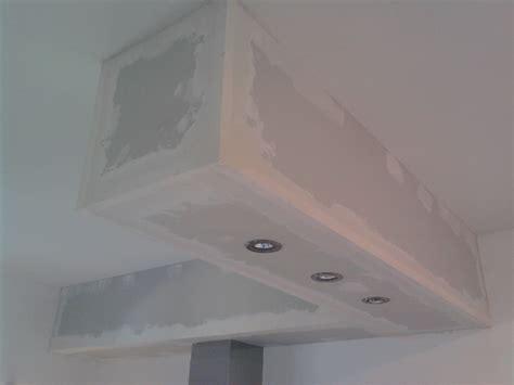 Pose De Ba13 Au Plafond by Construire Un Coffrage En Ba13 Au Plafond Jpatou