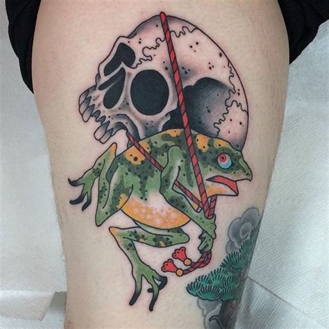 tattoo japanese frog 74 best frog jinchan images on pinterest japan tattoo