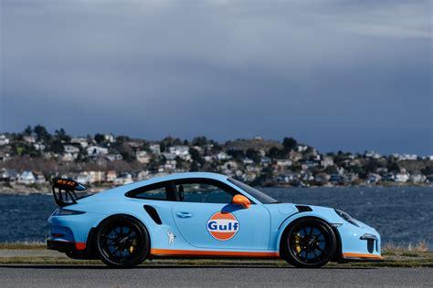 gulf porsche 911 2016 porsche 911 gt3 rs gulf livery silver arrow cars ltd