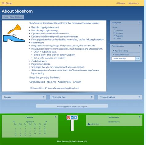 moodle theme directory variable moodle plugins directory shoehorn