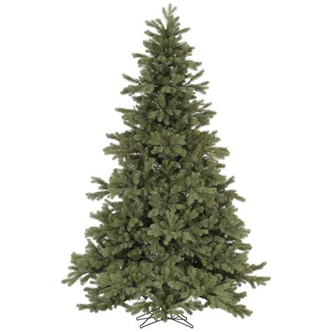 4 5 frasier fir aritificial christmas tree no lights