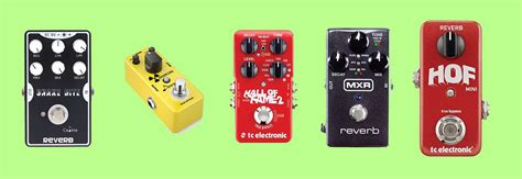 best pedal reverb top 5 best reverb pedals in 2019 analog stereo bass