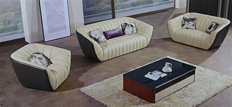 leather 3 piece sofa set forma 3 piece italian top grain cream taupe leather sofa set