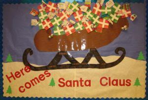 christmas bulletin boards  preschool preschool  kindergarten