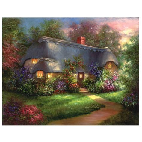 Enchanted Cottage by Enchanted Cottage Masterpiece Set Royal Langnickel
