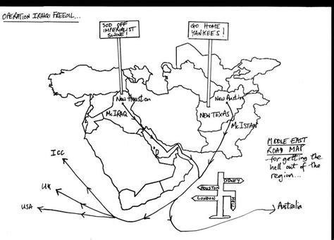 middle east road map middle east road map resized uk indymedia