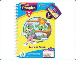Leapfrog Leappad Learning Center Interactive Book Cartridge Phonic leapfrog phonics activity book educational review compare prices buy