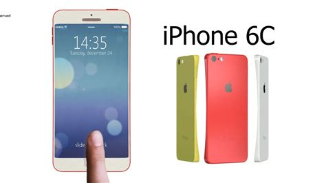 iphone 6c colors introducing iphone 6c