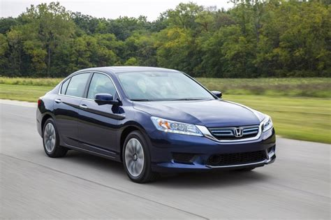 honda accord 2014 hybrid 2014 honda accord hybrid road test