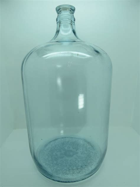 How To Make A Bottle L by 5 Gallon Carboy Glass Water Bottle Demijohn Wine B636 Ebay