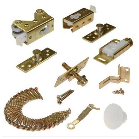 Johnson Closet Door Hardware by Johnson Hardware Series 200 Folding Door Hardware Set For