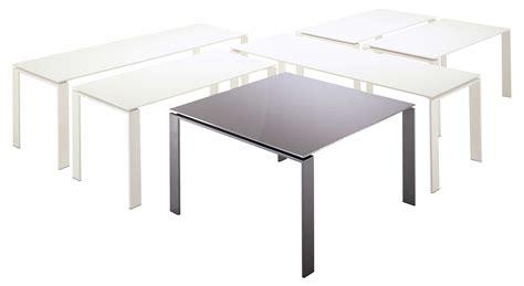 Kartell Table L Four Table Black L 190 Cm 190 Cm By Kartell