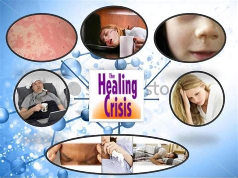 Detox Healing Crisis Symptoms by Home Izo Cleanse
