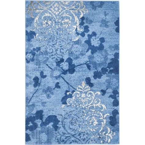 12 X 9 Area Rug Safavieh Adirondack Light Blue Area Rug 9 X 12 Adr114f 9