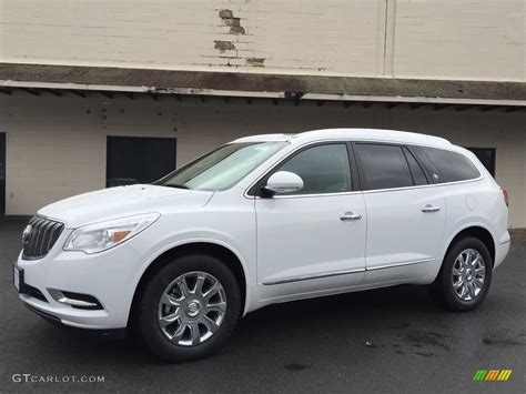 white buick enclave 2017 summit white buick enclave premium awd 117459552