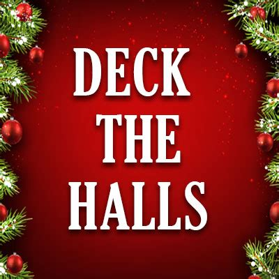 deck the halls creekside christian church