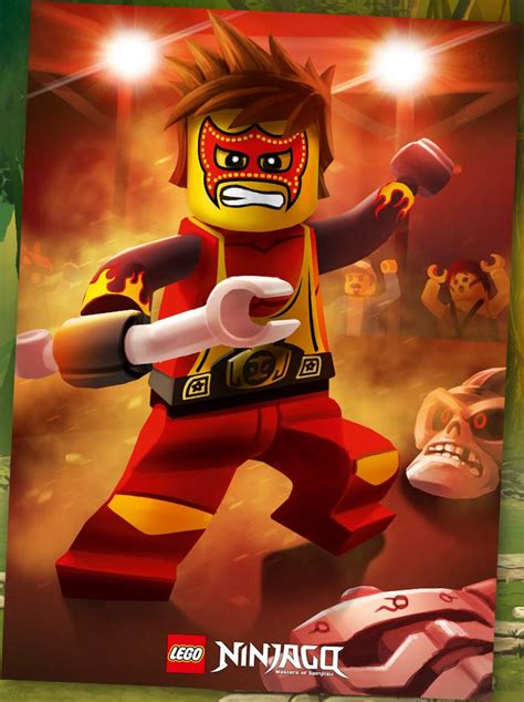 little evil one ultimate fighter s rise to the top ebook image red shogun kai art png ninjago wiki fandom