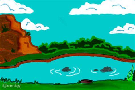Masker Ponds how to draw pond mask