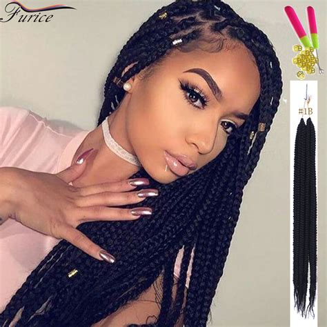 small braids color schemes box braids with color bug 1b 2 4 27 3x box braids hair