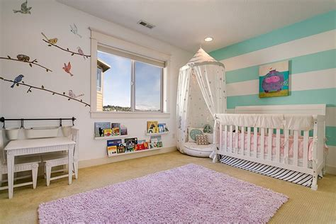 readers favorite bright and fun shared girls room twenty chic nursery suggestions for individuals who adore