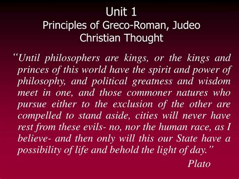 stoicism and the statehouse an philosophy serving a new idea books ppt unit 1 principles of greco judeo christian