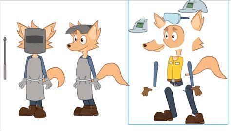 animation character layout flash animation character design www pixshark com