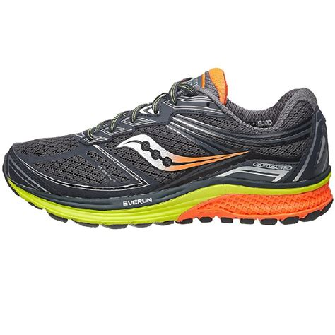 running shoe finder guide saucony guide 9 running shoes mens runnersworld