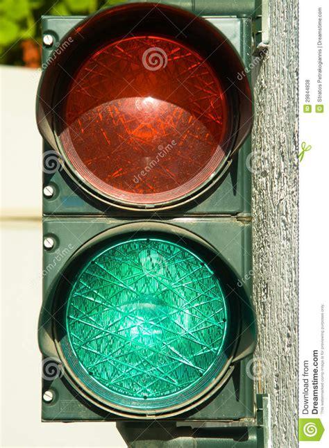 garage traffic lights royalty free stock photos image