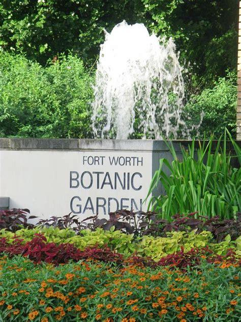 botanic garden growing fort worth weekly
