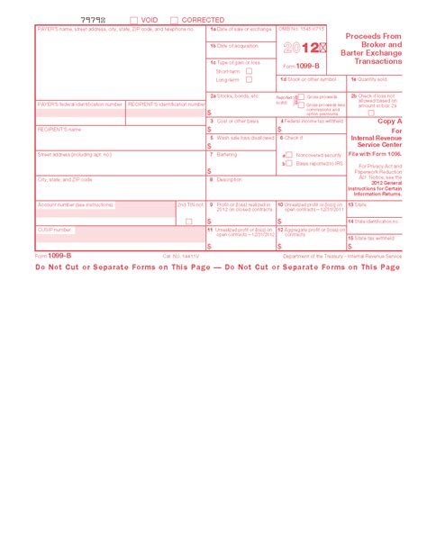 free form 1099 misc template sle 1096 form filled out newhairstylesformen2014