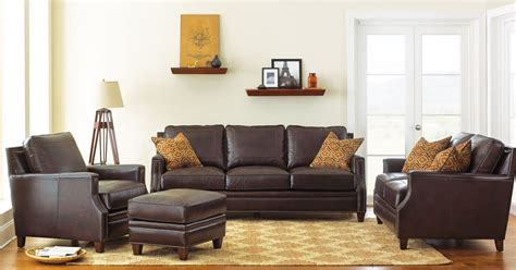 furniture leather living room sets caldwell leather living room set from steve silver cw900s