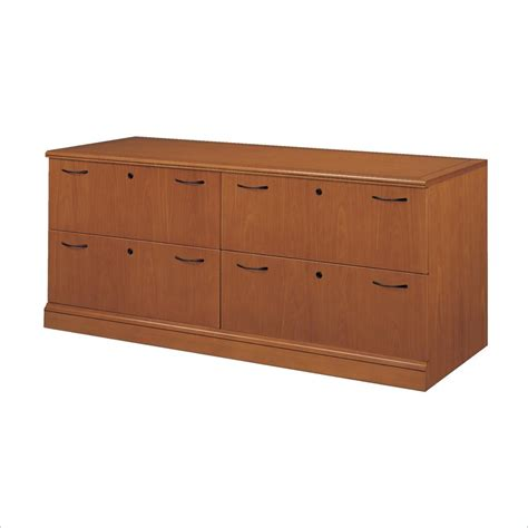 credenza with file drawers dmi belmont 4 drawer lateral wood file credenza 71xx 277