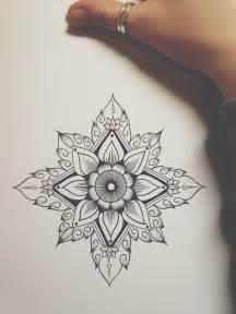 25 best ideas about geometric mandala tattoo on pinterest