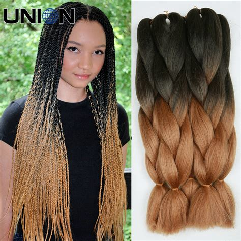 using differentcolored extensions for senegalesetwist popular two tone color senegalese twist hair braids buy