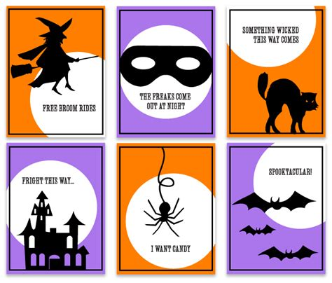 printable halloween tags free halloween printables