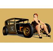 Cartoon In Addition Rat Rod Chevy Trucks Black Peterbilt