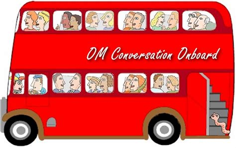 Om Bus English Dialogues Conversaciones Y Di 225 Logos En